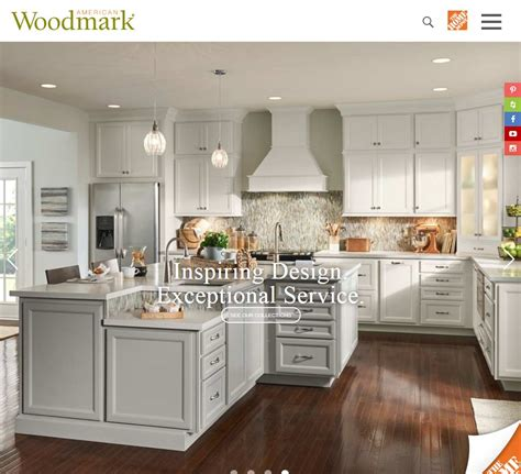 home depot kitchen cabinet reviews american woodmark reviews american woodmark reviewed 7088