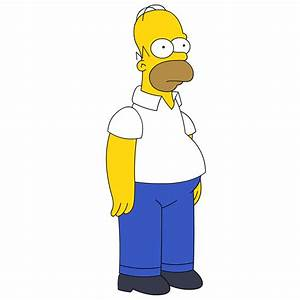 Homer Simpson Cartoons