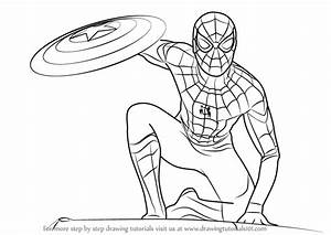 Spiderman Drawing Easy | www.pixshark.com - Images ...