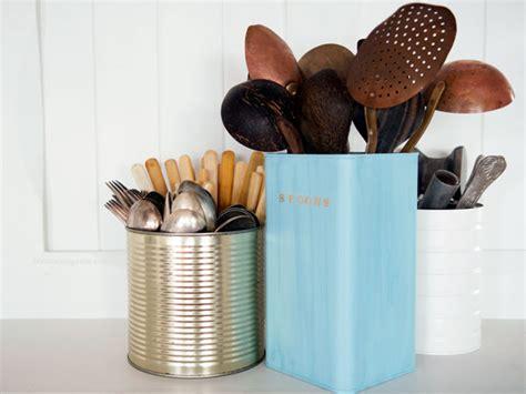 kitchen utensil holder ideas 45 small kitchen organization and diy storage ideas