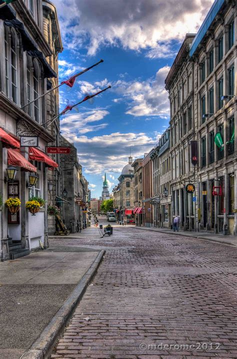 Sunrise in Old Montreal - Pentax User Photo Gallery
