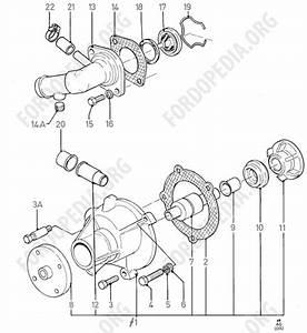 Pinto Ohc Engines Parts List  B4 10