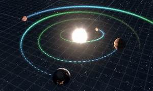 Unemployed game designer creates mind-blowing solar system ...