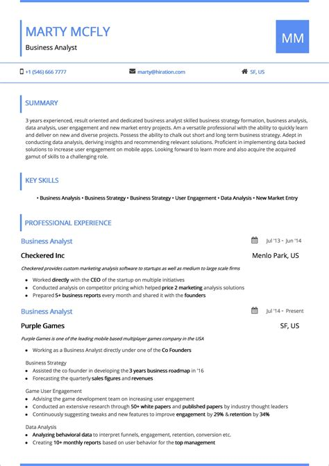 Resume Features by Resume Templates The 2019 Guide To Choosing The Best