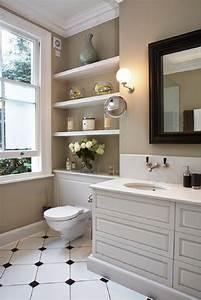 aprovecha el inodoro como espacio de almacenaje para un With best brand of paint for kitchen cabinets with long beach wall art