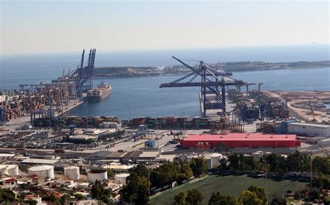 Image result for piraeus port 2018