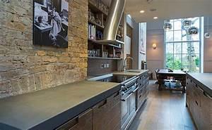 Beton In Form : bespoke b ton cir concrete kitchen worktops modern home solutions ~ Markanthonyermac.com Haus und Dekorationen