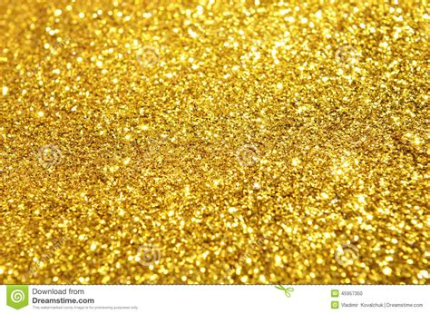 Bright Golden by Festive Gold Glitter Background Stock Photo Image Of