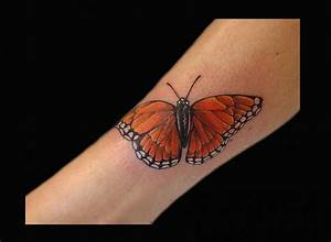 45 Terrific Examples Of Beautiful Butterfly Tattoo ...