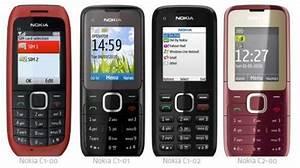 Nokia Mobiles  C2