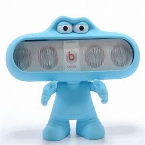 Beats Pill Character Neon Bleu Beats by Dre Pas Cher
