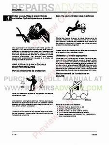 John Deere 260  U0026 270 Skid Steer Loaders Technical Manual