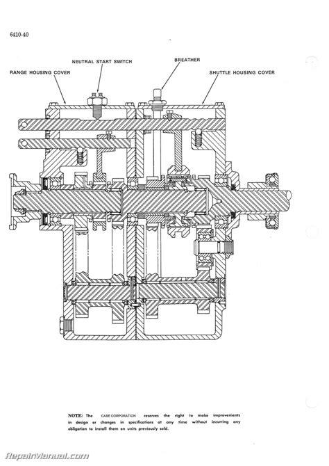 Case International Construction King Service Manual
