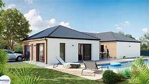 univoque maisons concept With modele de maison en u