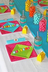 Decoration Anniversaire Fille : d co maison anniversaire fille exemples d 39 am nagements ~ Teatrodelosmanantiales.com Idées de Décoration
