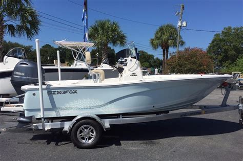 Sea Fox Boats For Sale In Charleston Sc by 2017 Sea Fox 180 Viper Power Boat For Sale Www
