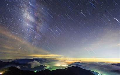 Sky Night Stars Wallpapers Desktop Star Skies