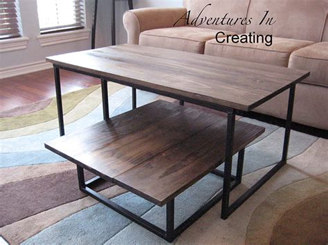gorgeous diy coffee tables 12 inspiring projects to upgrade