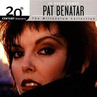 Pat Benatar : 20th Century Masters / Millennium Collection ...