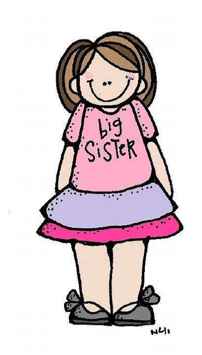 Sister Brother Clip Clipart Melonheadz Sisters Brothers
