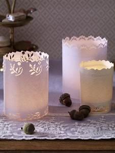 Teelichter Selber Basteln : diy tipp windlichter aus papier zum selbermachen dekoration windlichter basteln hochzeit ~ Eleganceandgraceweddings.com Haus und Dekorationen