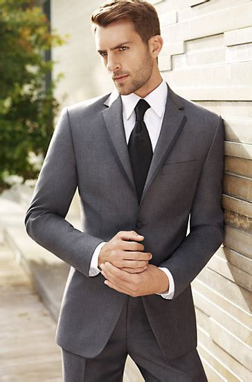 tuxedos for wedding black by vera wang s wedding suits coordinated for you