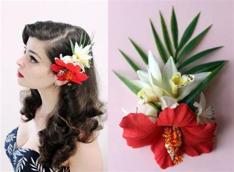 Best 20+ Luau Hair Ideas On Pinterest