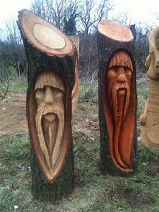 tree wizards chainsaw carving rob beckinsale Flickr