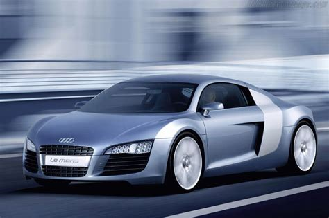 audi le mans quattro concept images specifications