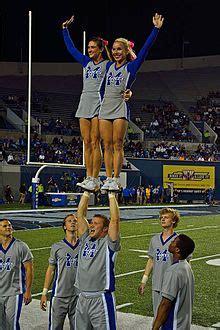 cheerleading wikipedia