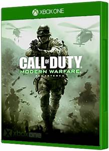 Call Of Duty Modern Warfare Remastered For Xbox One