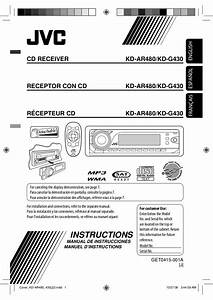 Jvc Kdr320 Wiring Diagram