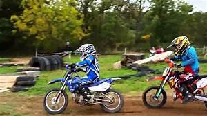 Vidéo De Moto Cross : motocross moto cross enfant youtube ~ Medecine-chirurgie-esthetiques.com Avis de Voitures