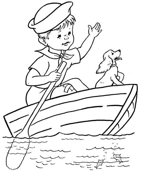 Barcos Para Dibujar Y Colorear by Dibujos De Barcos Para Colorear Pintar E Imprimir Gratis