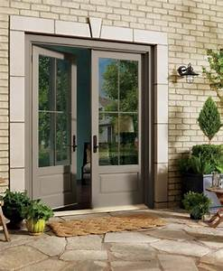 French doors exterior simple yet stunning ideas for French door ideas exterior