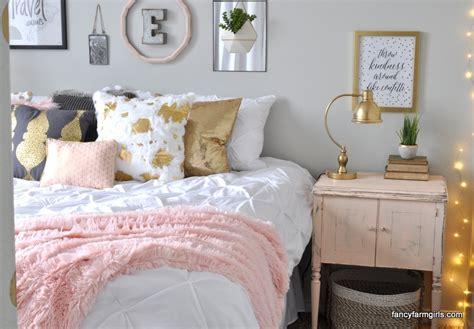 Girl's Room Makeover