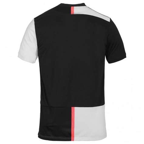 19-20 Juventus Home Black&White Soccer Jerseys Shirt ...