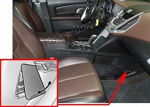 Fuse Box Diagram  U0026gt  Gmc Terrain  2010