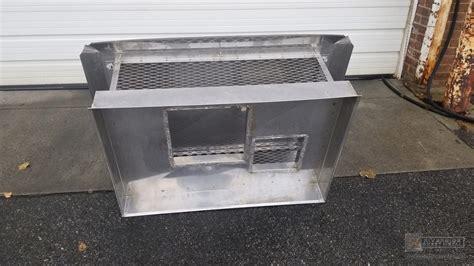 chimney cap  closed bottom  standard roof ch