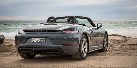 2016 Porsche 718 Boxster Review - photos | CarAdvice