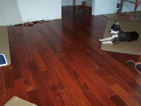 Unfinished Santos Mahogany Hardwood Flooring by Photo Gallery Santos Mahogany Cabriuva