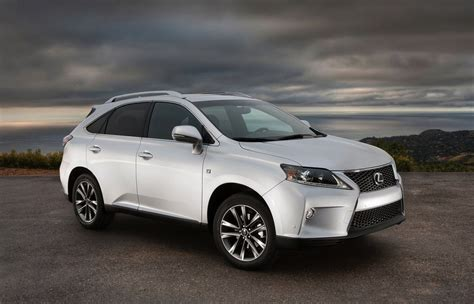 New 2013 Lexus Rx 350 Crossover Priced At 39 310