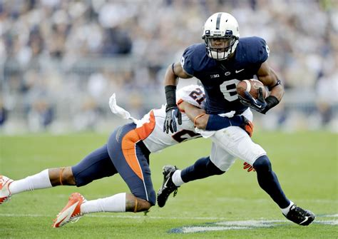 Penn State receiver Allen Robinson could be playing last ...
