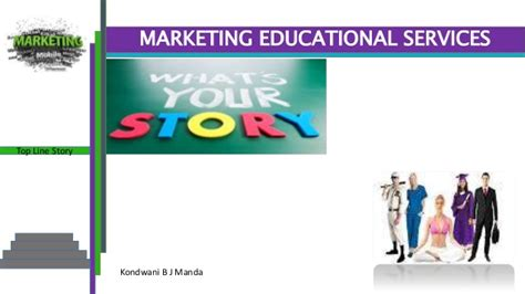 marketing education marketing higher education institutions or universities