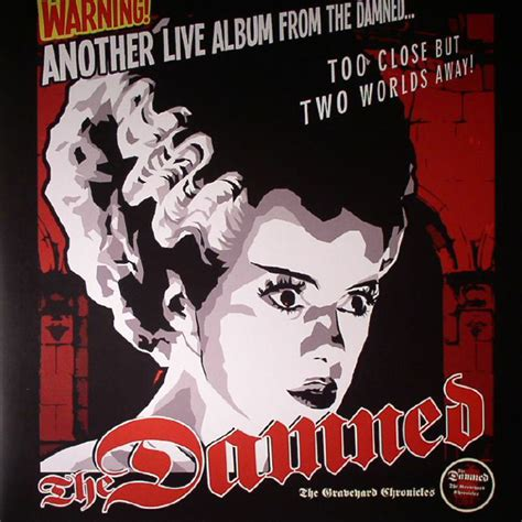 "Album Review The Damned  ""another Live Album From The Damned""  New Noise Magazine"