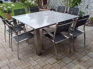 Gartentisch Edelstahl Granit : granit gartentisch great edelstahl granit gartentisch ~ Whattoseeinmadrid.com Haus und Dekorationen