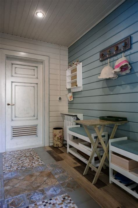 arrange  full fledged sauna real life