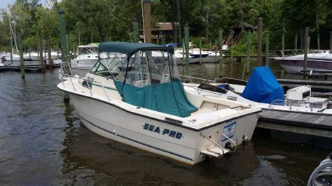Who Manufactures Sea Pro Boats by Sea Pro Boats For Sale Yachtworld