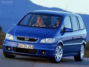 Opel Zafira Opc - 2001  2002  2003  2004  2005