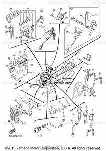 Yamaha Snowmobile 2011 Oem Parts Diagram For Electrical